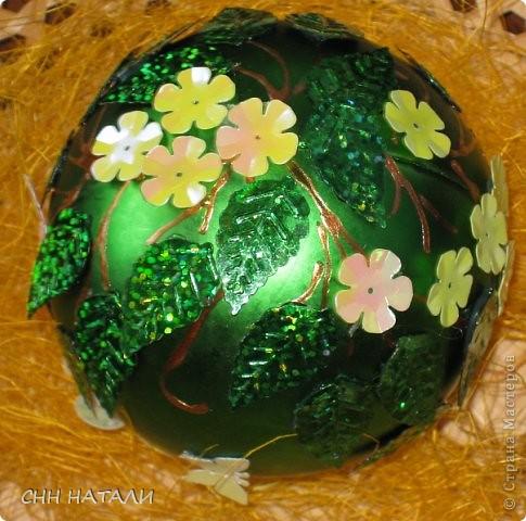Такие шарики делала друзьям в подарок фото 15