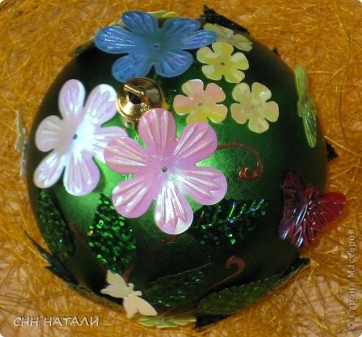 Такие шарики делала друзьям в подарок фото 16