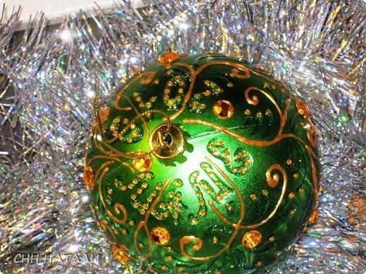Такие шарики делала друзьям в подарок фото 4