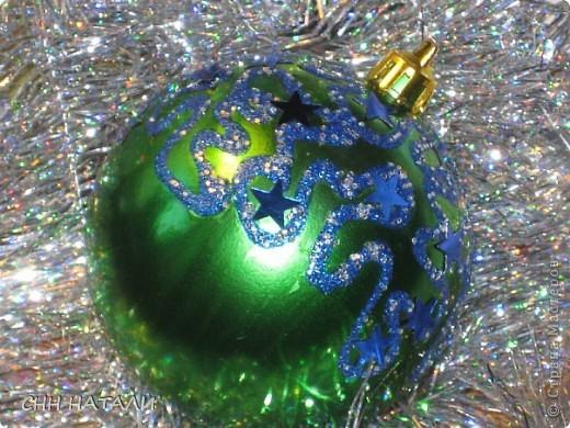 Такие шарики делала друзьям в подарок фото 3