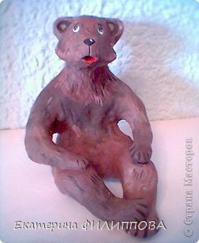 Миша-медведь фото 1