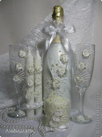 Очередной свадебный набор фото 1