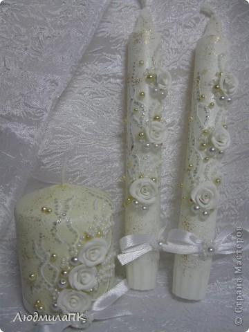 Очередной свадебный набор фото 8
