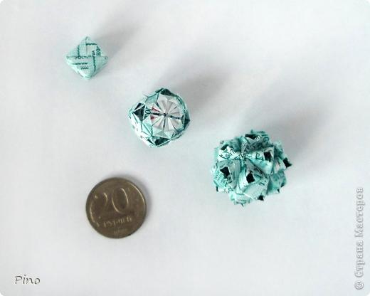Мини-оригами фото 3