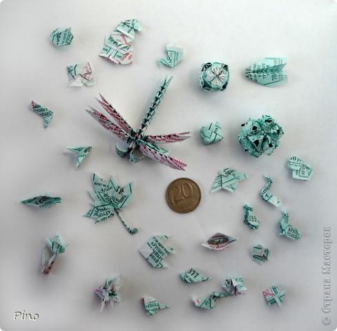 Мини-оригами фото 4