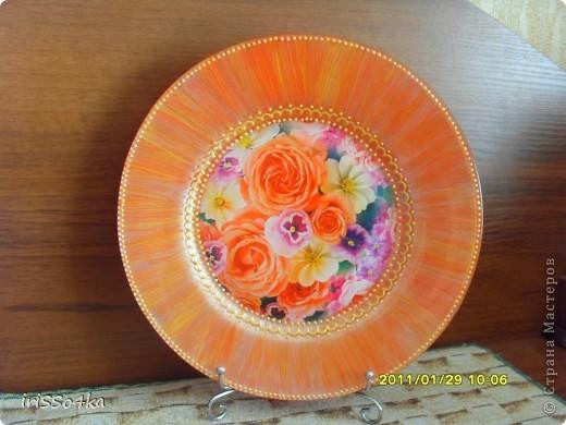 И снова тарелочки... фото 1
