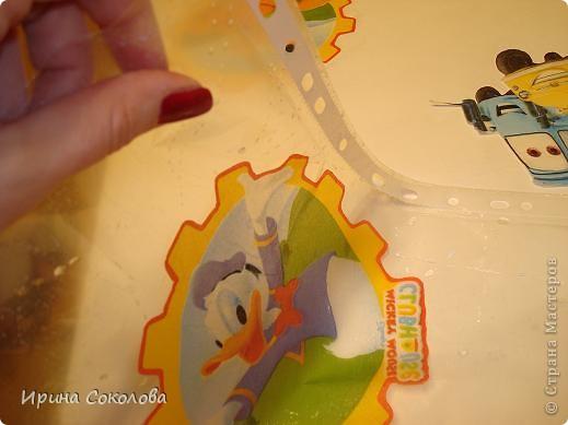 Декупаж детского столика фото 8