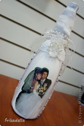 """Вот такой """"белый"""" подарок у нас получился:)) фото 1"""
