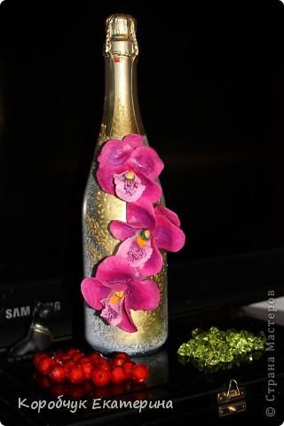 Дикая орхидея!