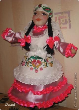 Одежда в татарском народном стиле фото 5