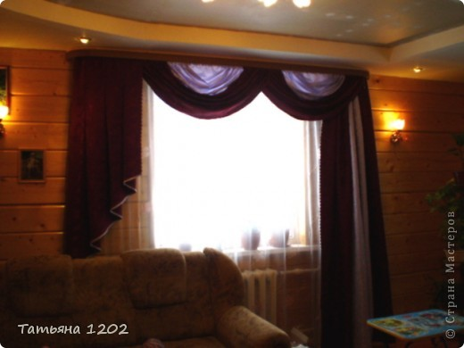 а вот мои шторы фото 1