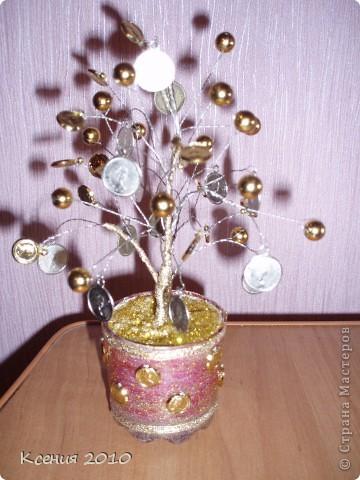 Вот такое дерево  получилось. фото 1