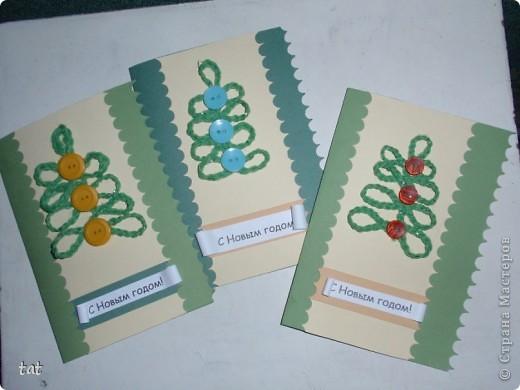 Новогдние открытки фото 2