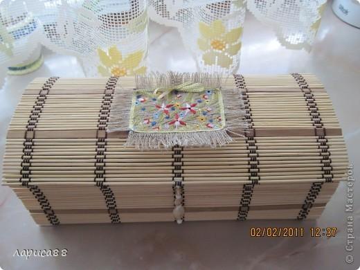 Шкатулка для хранения курительных принадлежностей. фото 1