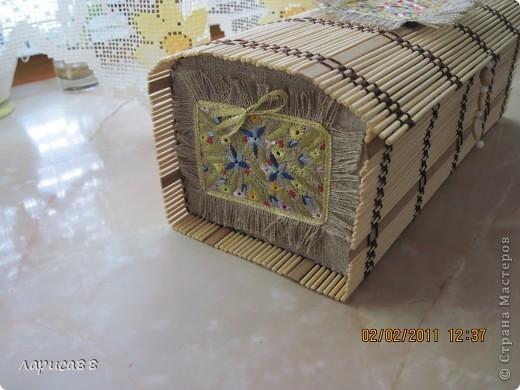 Шкатулка для хранения курительных принадлежностей. фото 4