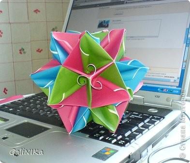 Рано утром увидела новый мастер-класс: http://stranamasterov.ru/node/144680#comment-1100774  Там так всё понятно объясняется, что сразу принялась за работу.  фото 3