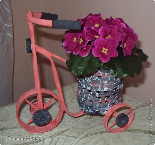 Мой розовый велосипед фото 2