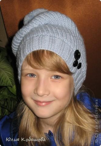 Летняя шапочка.  фото 5