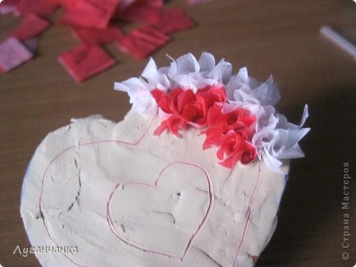 Для дорогих людей валентинки своими руками - хороший подарок! фото 14