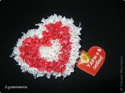 Для дорогих людей валентинки своими руками - хороший подарок! фото 1