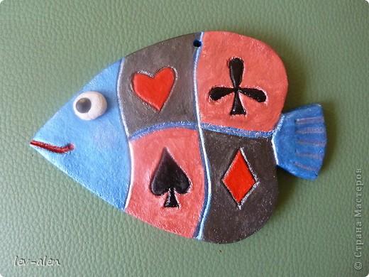 Рыбка Разномастная... фото 2