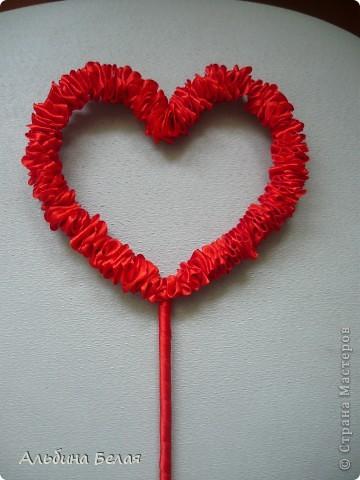 На создание этого сердечка вдохновила работа Леночки-Аленки и, конечно, же любовь. фото 2