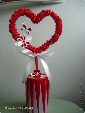 На создание этого сердечка вдохновила работа Леночки-Аленки и, конечно, же любовь. фото 1