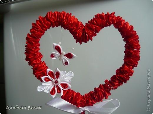 На создание этого сердечка вдохновила работа Леночки-Аленки и, конечно, же любовь. фото 4