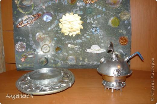 тарелка и спутник.. фото 3