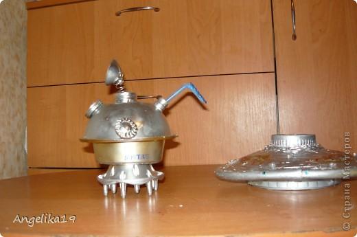 тарелка и спутник.. фото 1