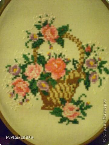 Вышивка крестиком. фото 1