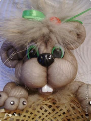 Как и обещала -показываю ,как делалась голова для львёнка. фото 1