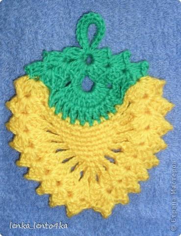 Поделка изделие Вязание