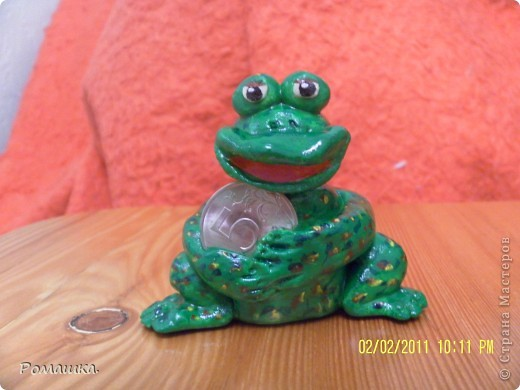 денежные лягушата фото 2