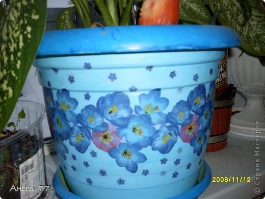 Горшочек для цветов