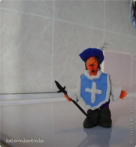 мушкетер фото 1