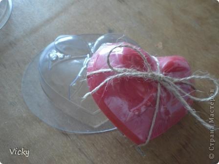 Симпатичное сердечко с запахом землянички фото 3