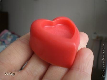 Симпатичное сердечко с запахом землянички фото 8
