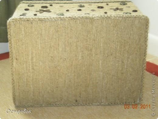 Моя коробка для принадлежностей для рукоделия фото 2