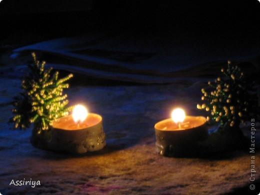 Поделка изделие Новый год Бисероплетение Елочка из бисера Бисер фото 3.