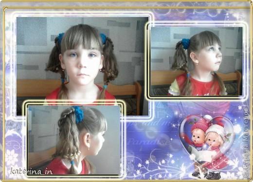 Прическа Плетение плетение-фонарики Волосы
