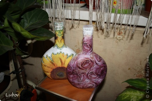 Мои первые бутылочки! фото 1