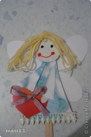 Полинина(7 лет) феечка. фото 3