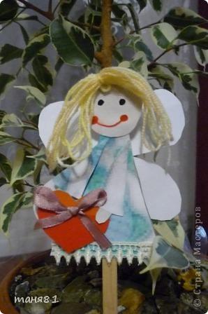Полинина(7 лет) феечка. фото 2