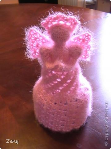 Добрый вечер!!!! Сегодня я к Вам с ангелочками. Увидела здесь http://stranamasterov.ru/node/140676?c=favorite   И не удержалась.  Спасибо большое Galy!!!!!   фото 2