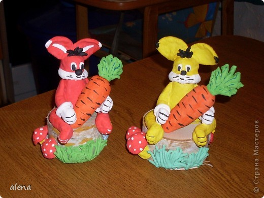 нашествие цветных зайцев в страну мастеров фото 2