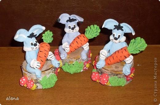 нашествие цветных зайцев в страну мастеров фото 5