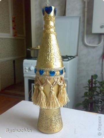 Соседке в подарок на День Рождения,осталось вставить свечку.