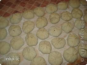 Вот такие хинкальки мы будем готовить. Хинкали-грузинское блюдо и готовить его умеют по-настоящему только грузины, но мы попробуем! фото 7