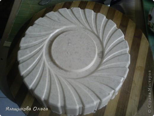 Всем привет!!! Много мастер-классов я пересмотрела и обработав их на свой лад решила сделать вот такой тортик!!! фото 15